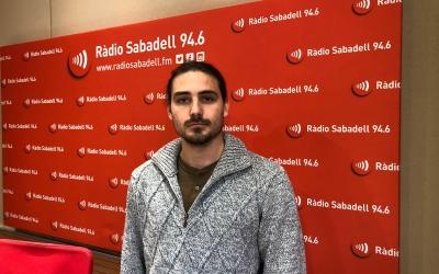 Iñaki Ibargoyen a Ràdio Sabadell |Raquel García