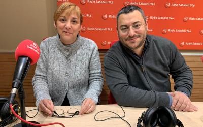 Bea Jiménez i Joan Carles Sánchez | Mireia Sans