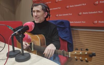 Pol Cruells a Ràdio Sabadell | Pau Duran