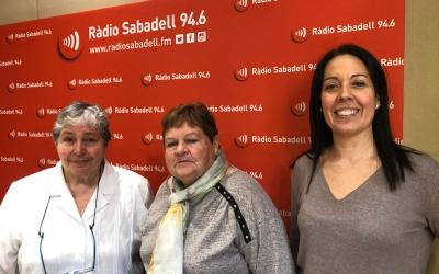 Esther Lopera, Antònia Ventura i Vanesa Cruz | Raquel García