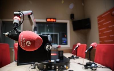 L'estudi 1 de Ràdio Sabadell/ Roger Benet
