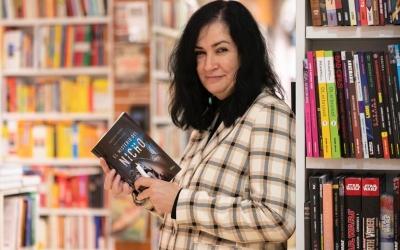 Ángeles Mañas a la presentació del seu llibre | Roger Benet