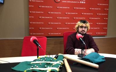 La Colla de Bastoners de Sabadell critica la retallada de la subvenció de la Diputació de Barcelona   Raquel Garcia