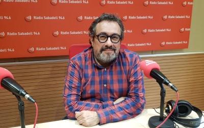 Jordi Torrents al programa 'Al Matí' | Raquel García