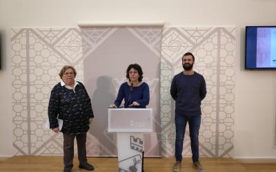 Presentació del programa d'activitats del 8 de març | Pau Duran