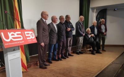 Vuit presidents de la UES a l'acte d'aquest dijous | Pau Duran