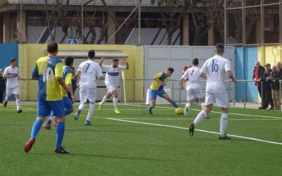 David López (amb la pilota) ha estat un dels millors del Sabadell Nord | Sergi Park