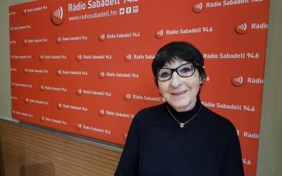 Mirna Lacambra, al programa 'Al Matí' | Raquel García