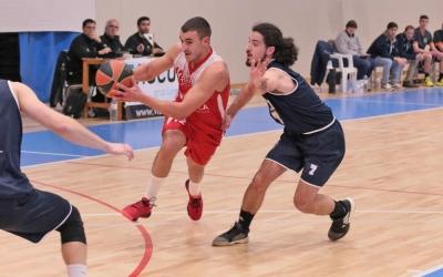 El Bàsquet Pia va aconseguir l'última victòria a domicili a la pista del Navàs | Jordi Biel (Regió7)