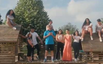 'El meu somni', el rap de Nel·lo C, Plataforma per la Llengua, CC Arraona – Espai Jove i la Casa dels Pins | Cedida