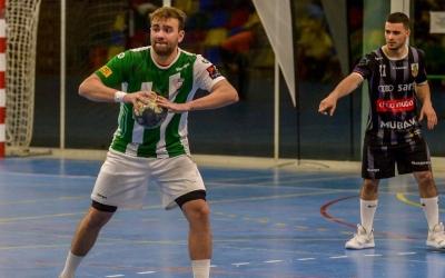 Bernat Correro, en el partit del passat cap de setmana a La Roca | Èric Altimis - OAR Gràcia
