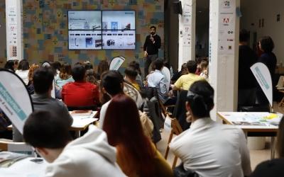 150 alumnes de l'ESDi participen al 'Plug&Play' fins divendres | Cedida