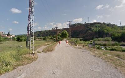 Des d'aquí es donarà el tret de sortida a la Cursa del Rodal d'enguany | Google Maps