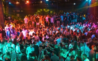 Interior de la discoteca Waka | Cedida