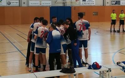 El Creu Alta Sabadell Handbol no va tenir dificultats per superar el Molins | Sergi Park