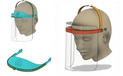 Catàleg de màscara facial 3D | Hospital Taulí