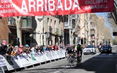 Així d'ajustat va ser l'esprint del Campionat de Sabadell | UCS