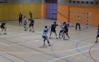 Imatge del Terrassa-Creu Alta Sabadell de la primera volta | XALA
