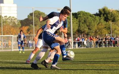 Xavi Laborde va signar un doblet a Tarragona | Adrián Arroyo