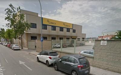 Planta de Correus al carrer Bocaccio