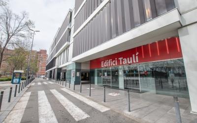 L'alcaldessa Marta Farrés confia que l'Hospital de Sabadell no arribi al col·lapse pel coronavirus | Roger Benet