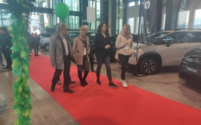 Tret de sortida al saló del vehicle d'ocasió de Sabadell | Jordi Delgado