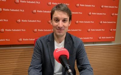 Àlex Brossa, clúster manager del Clúster del Packaging/ Mireia Sans
