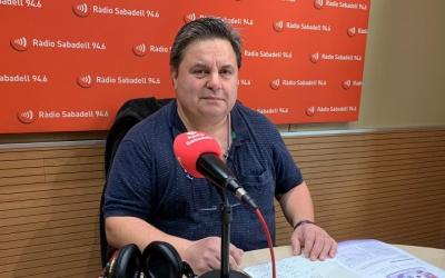 Miquel Cirera, director del CAP de Can Rull/ Mireia Sans