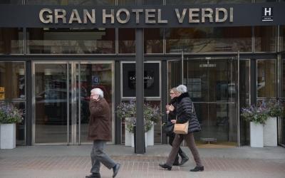 El Gran Hotel Verdi de Sabadell, a la llista per ser medicalitzat | Roger Benet