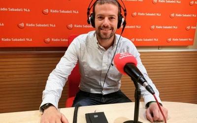 Nil López, president del Consorci de Residus del Vallès Occidental | Arxiu