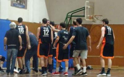 El Bàsquet Pia té un balanç de vuit triomfs i onze derrotes i és onzè | Sergi Park