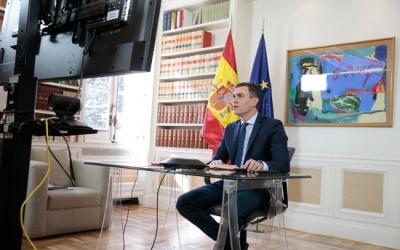 El govern espanyol declararà l'estat d'alarma per la crisi del coronavirus aquest dissabte | ACN