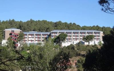 La residència pública de Sant Llorenç | Cedida