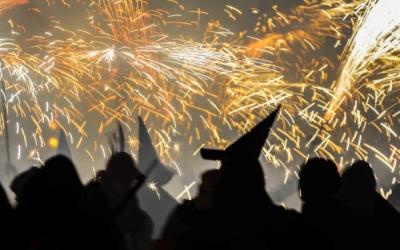 Les Bruixes del Nord van actuar als Merinals en l'edició de la festa del 2019 | Roger Benet