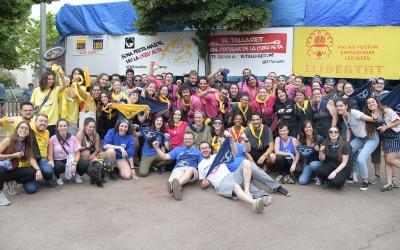 Imatge de la Festa Major de La Creu Alta 2019 | Roger Benet
