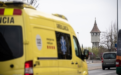 El servei d'atenció domiciliària municipal redueix a la meitat el seu nombre d'usuaris per evitar contagis de coronavirus | Roger Benet