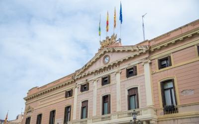 Façana de l'Ajuntament de Sabadell | Roger Benet