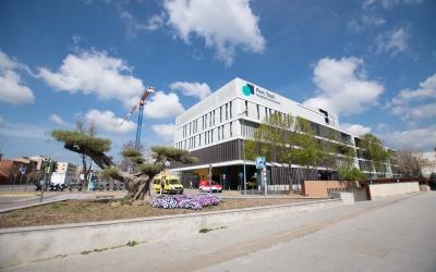 Dades positives a l'Hospital de Sabadell | Roger Benet