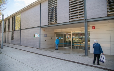 Imatge del CAP Concòrdia de Sabadell | Roger Benet