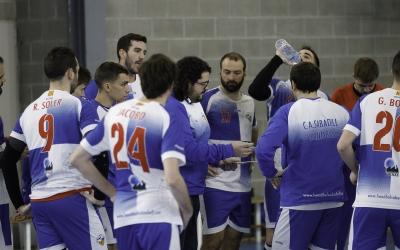 El Creu Alta Sabadell Handbol liderava la Lliga Catalana el el moment de l'aturada | Jordi Vilas