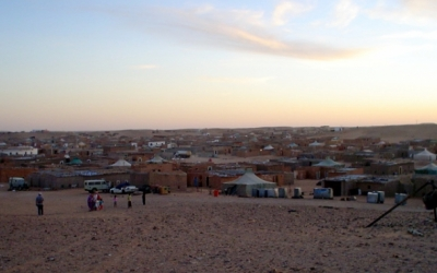 matge dels campaments del Tindouf, al Sàhara | SAIS