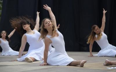 Imatge de la mostra de dansa de l'any passat | Roger Benet