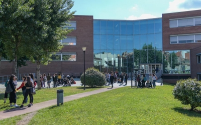 La UAB finalitza la docència presencial d'aquest curs | Roger Benet