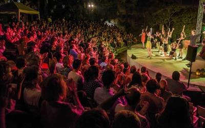Un dels espectacles del Fresc Festival/ Roger Benet