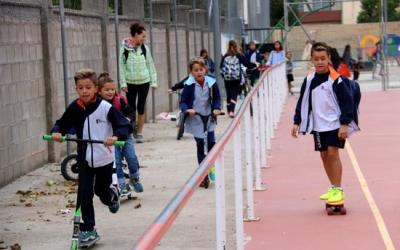 Els nens podran sortir amb patinet al carrer | ACN
