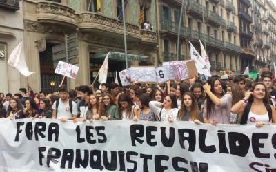 El Sindicat d'Estudiants demana un pla d'emergència per rescatar l'educació pública | Cedida