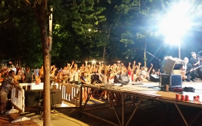 La Festa Major de l'Eixample estava prevista per finals de juliol | Associació de Veïns de l'Eixample