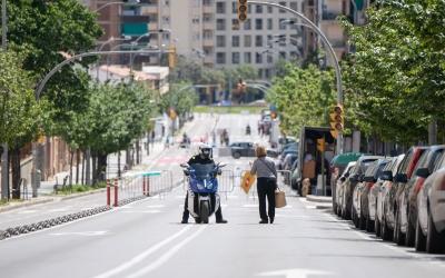 L'avinguda Concòrdia tornarà a estar tallada al trànsit durant el pont de La Salut | Roger Benet