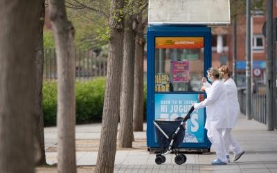 LaFAVesmobilitzaràtot el mes de juny per homenatjar els sanitaris i les víctimes del coronavirus | Roger Benet