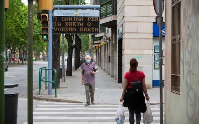 Sabadell en Comú trasllada el seu pla  davant la situació de la Covid-19 al govern local | Roger Benet